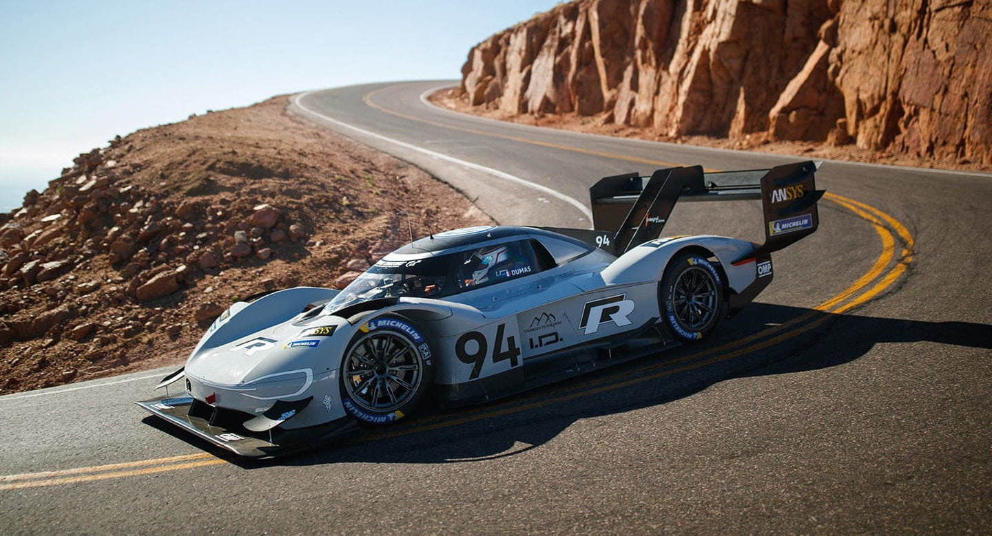 Why electric vehicles will continue to dominate Pikes Peak after record-shattering run