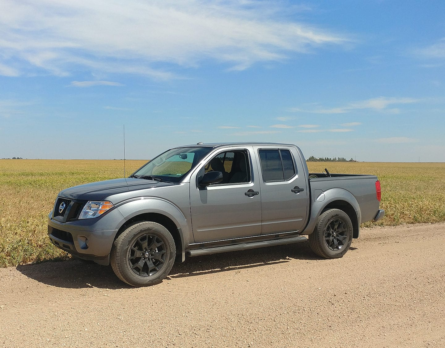 2018 Nissan Frontier is a Trucky Truck