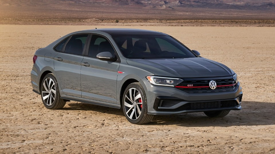 VW solidifies commitment to small cars with debut of new 2019 Jetta GLI performance sedan