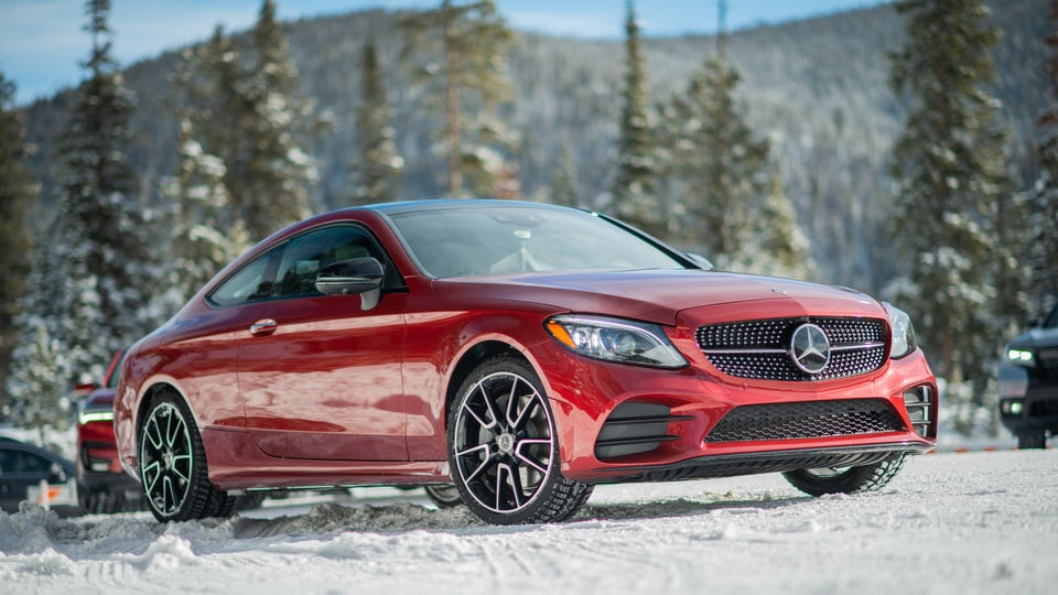 2019 Mercedes-Benz C300 Coupe is an instant classic