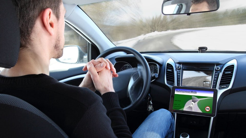 Study shows automated cars make drivers complacent