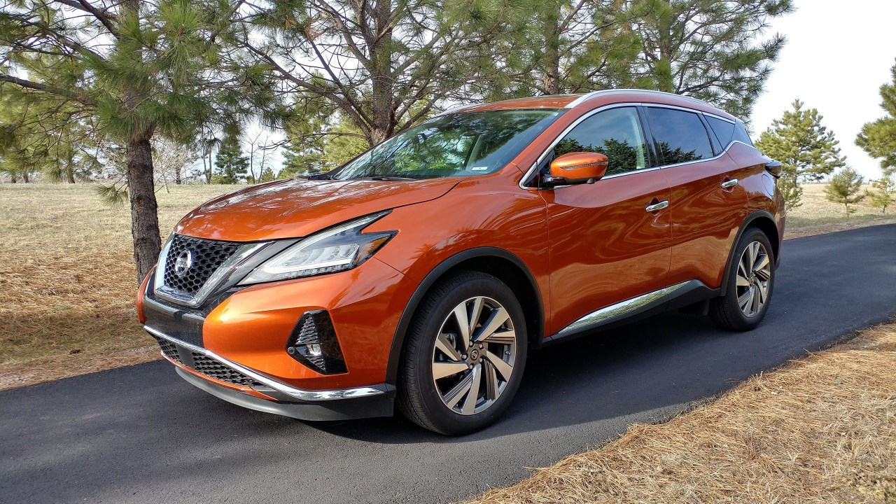 2019 Nissan Murano Brings Upscale to the Everyday