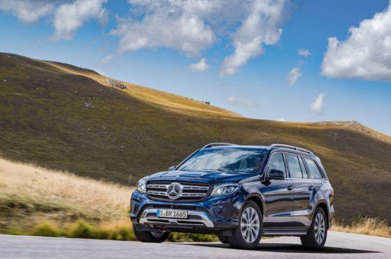 2019 Mercedes-Benz GLS : Review