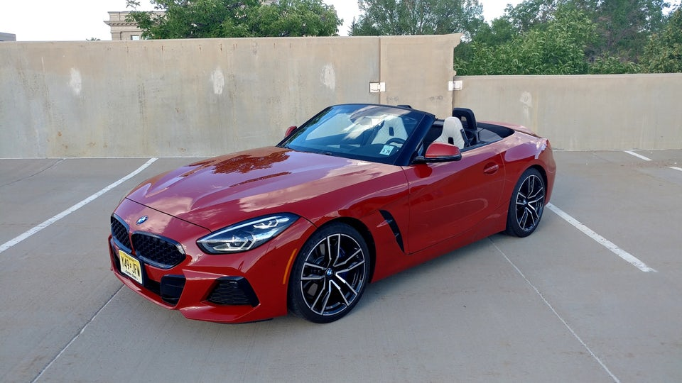 Review: 2019 BMW Z4 returns, as one of the best driver's cars so far