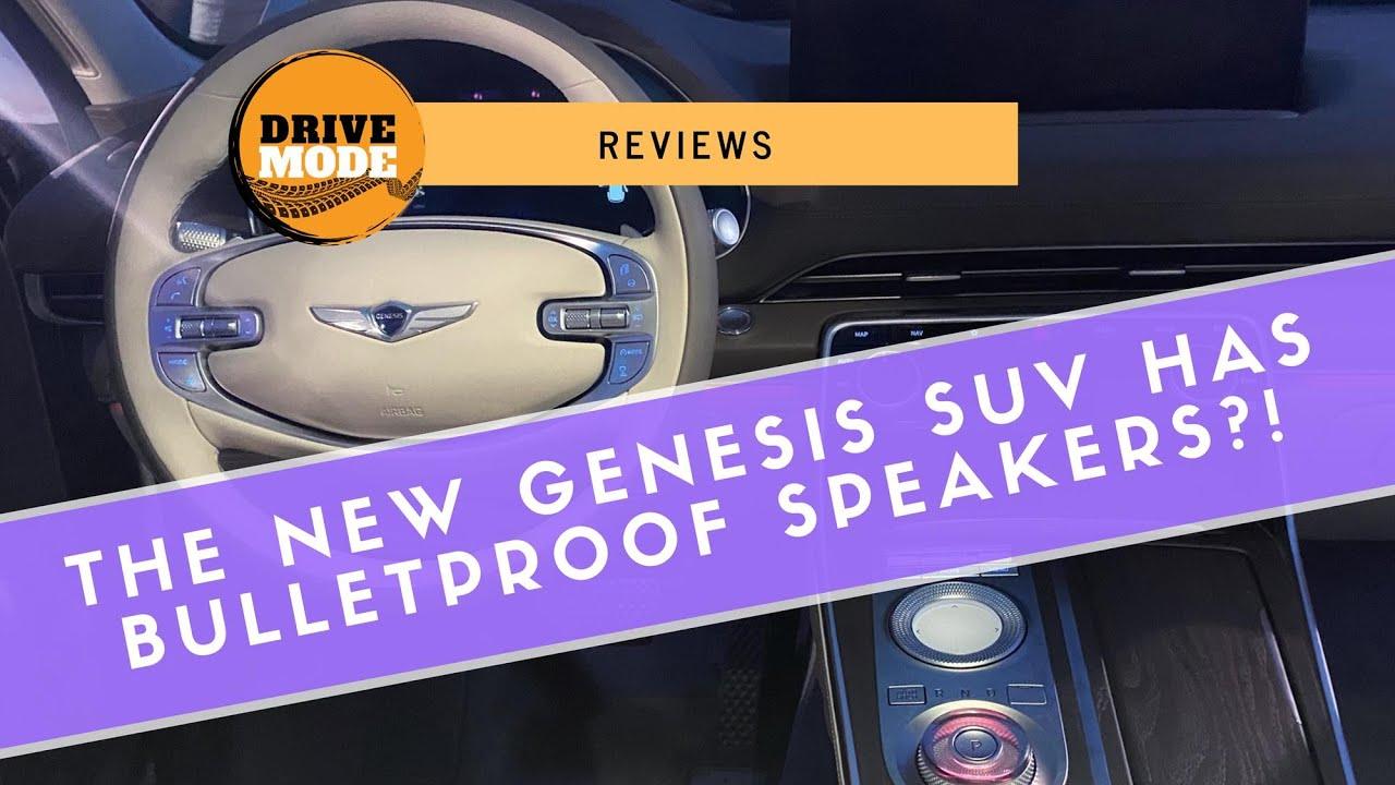 Genesis and Lexicon Team Up for a 21-Speaker Audio Blast