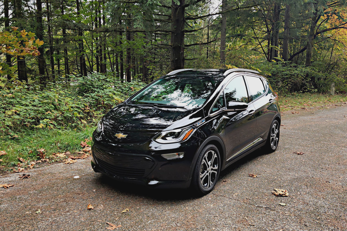 Taking A Road Trip In The All-Electric 2020 Chevrolet Bolt EV