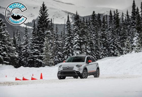 2020 Colorado Winter Driving Encounter