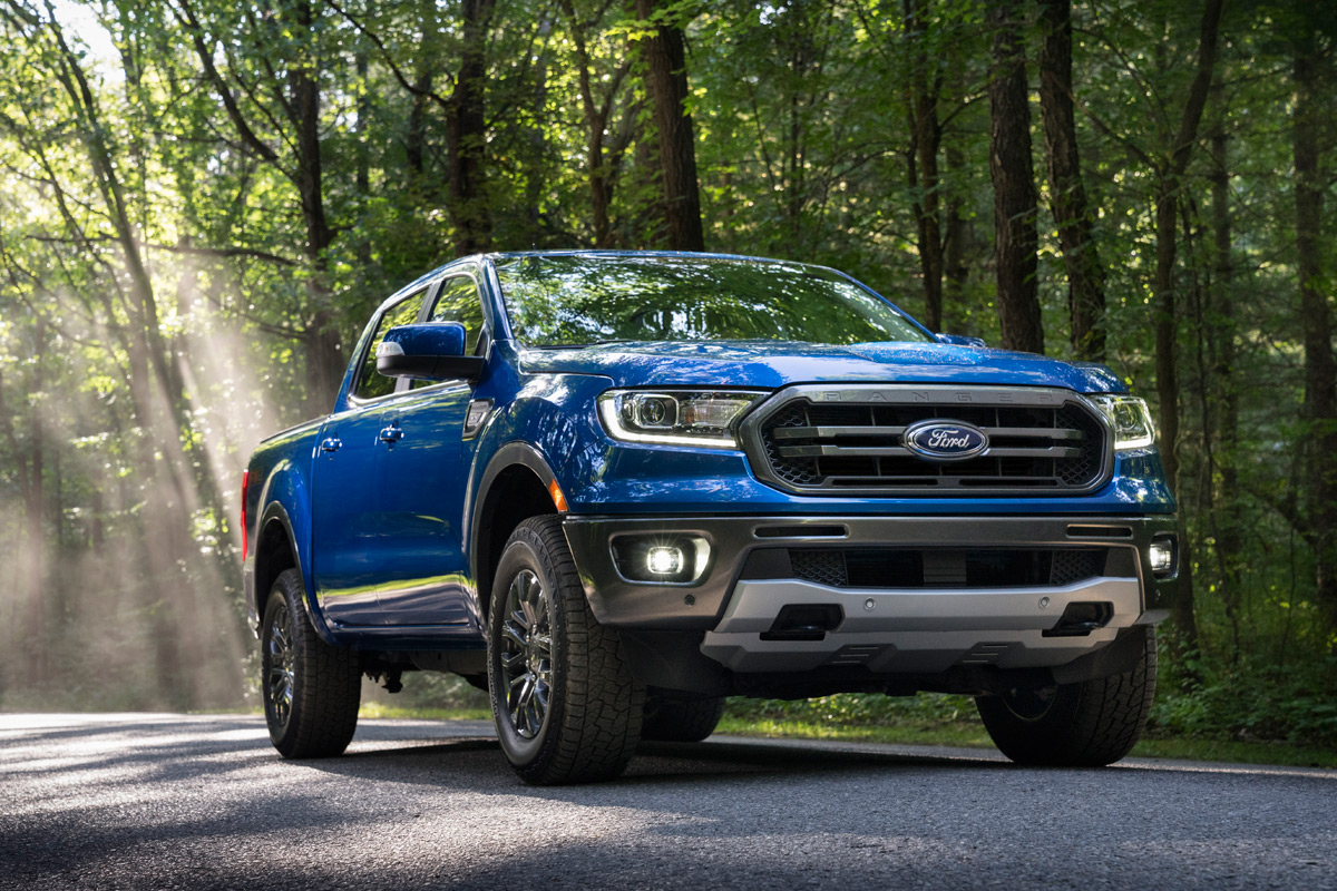 The 2020 Ford Ranger Offers A Lot Of Truck As A Midsize Option