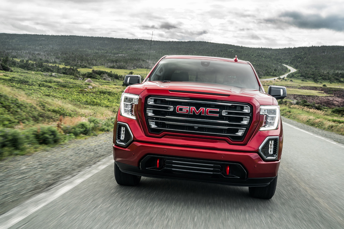 2020 GMC Sierra AT4 Diesel Offers Serious Off-Road Awesomeness