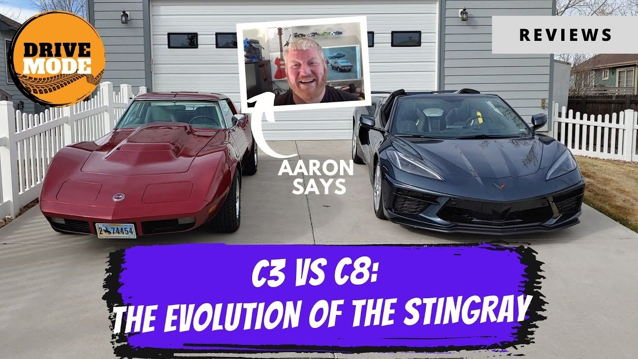 2020 Chevrolet Corvette Review: How Does It Stack Up To a 1974 454 Stingray?