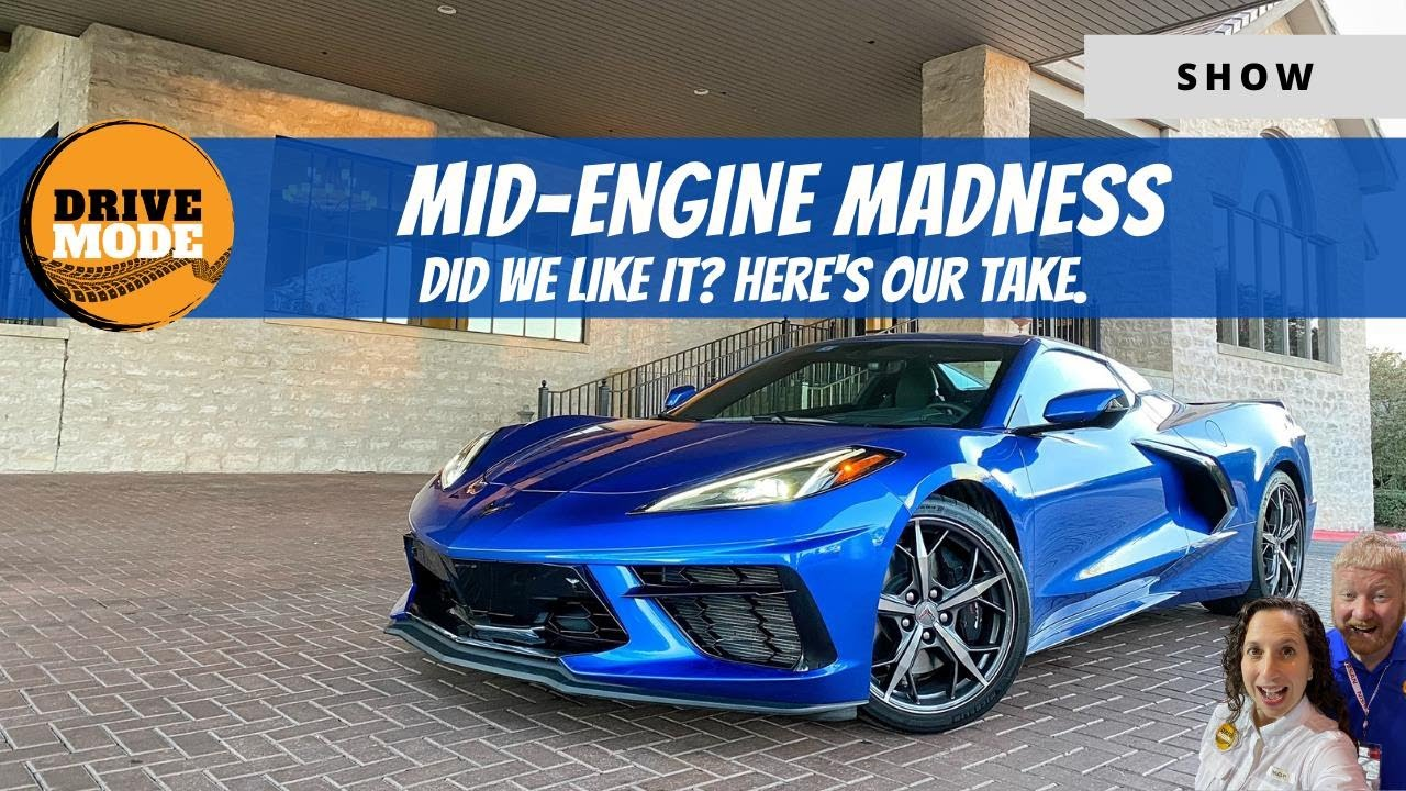 We Talk Corvettes – How's the New C8? What's Our Take?