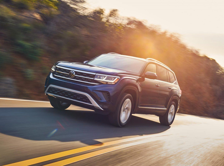 2021 Volkswagen Atlas Is a Restyled, Still Solid Family Hauler