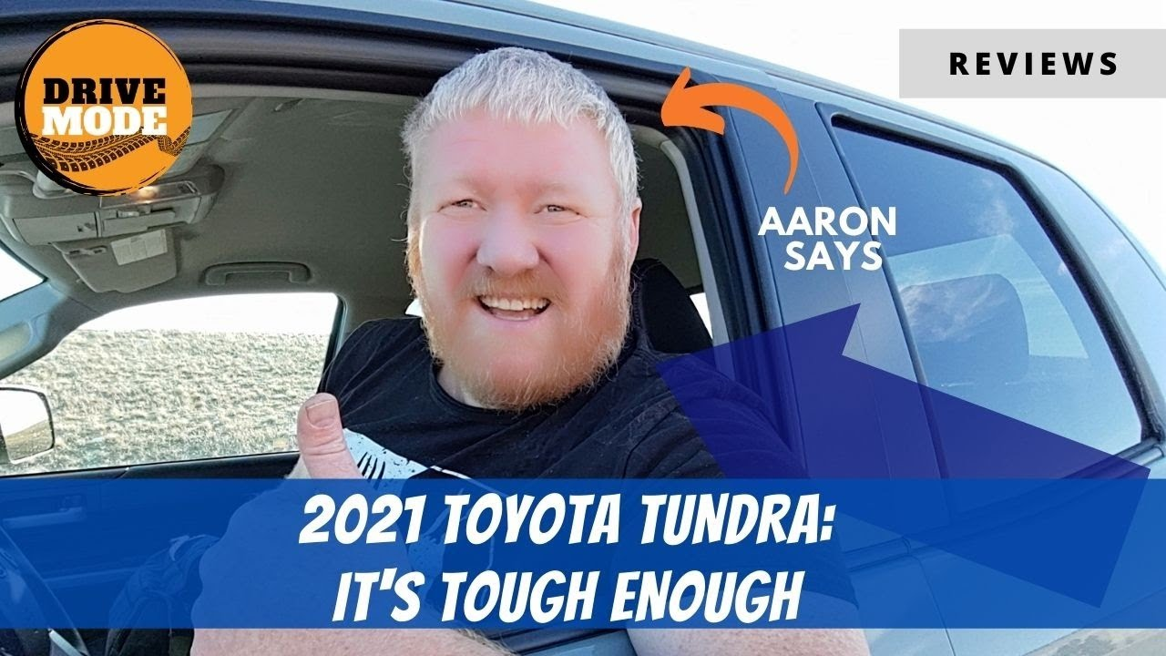 2021 Toyota Tundra TRD Pro – A Good All-Around Worker