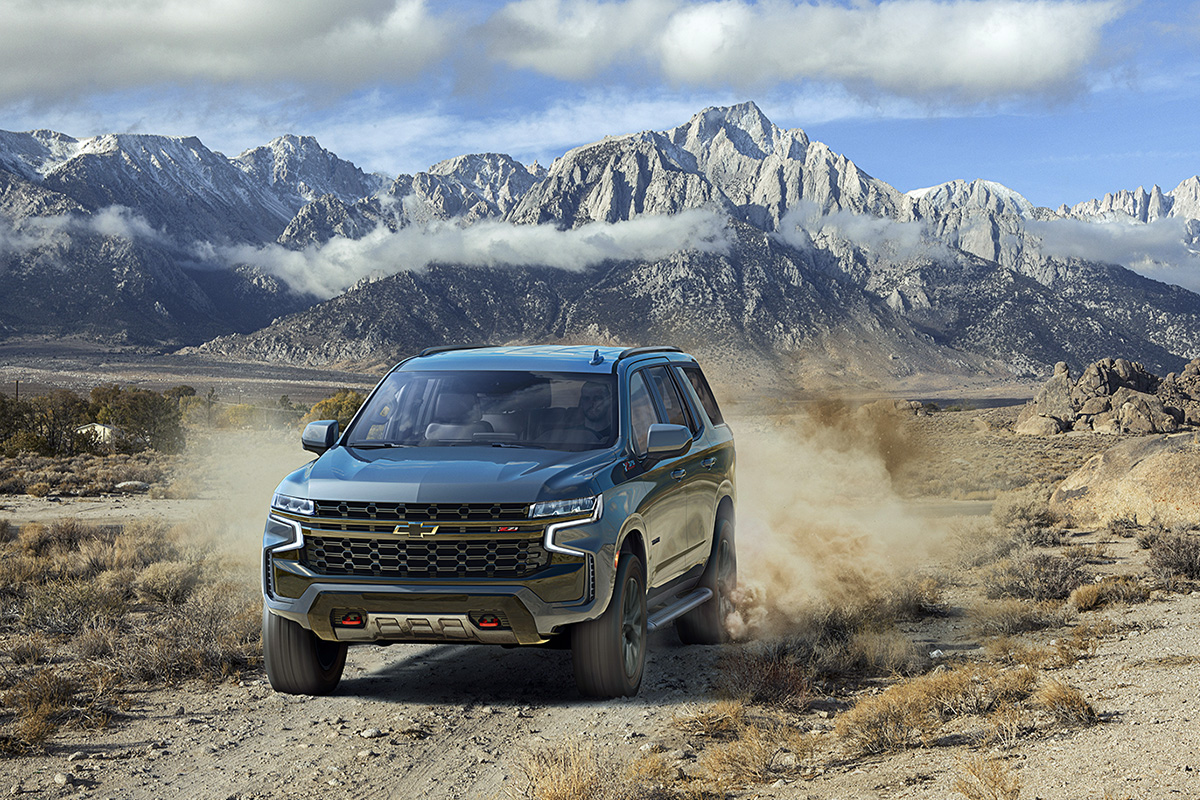 Review: 2021 Chevrolet Tahoe 4WD Z71