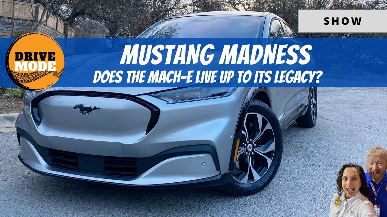 We Talk About the Mustang Mach-E