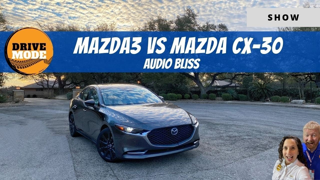 Talking Mazda Turbos with the new Mazda3 Turbo and CX-30 Turbo