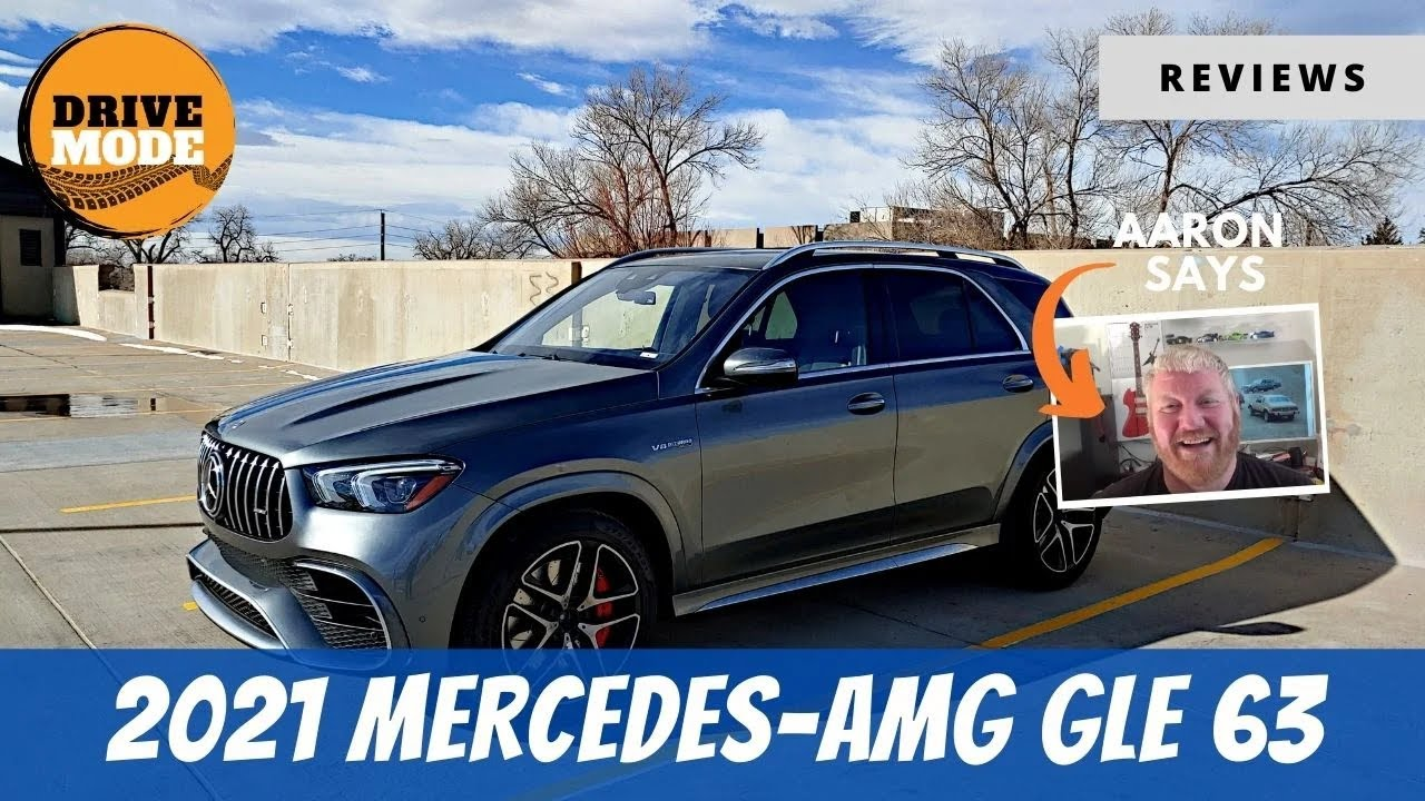 2021 Mercedes AMG GLE 63 (say it 3 times, fast!)