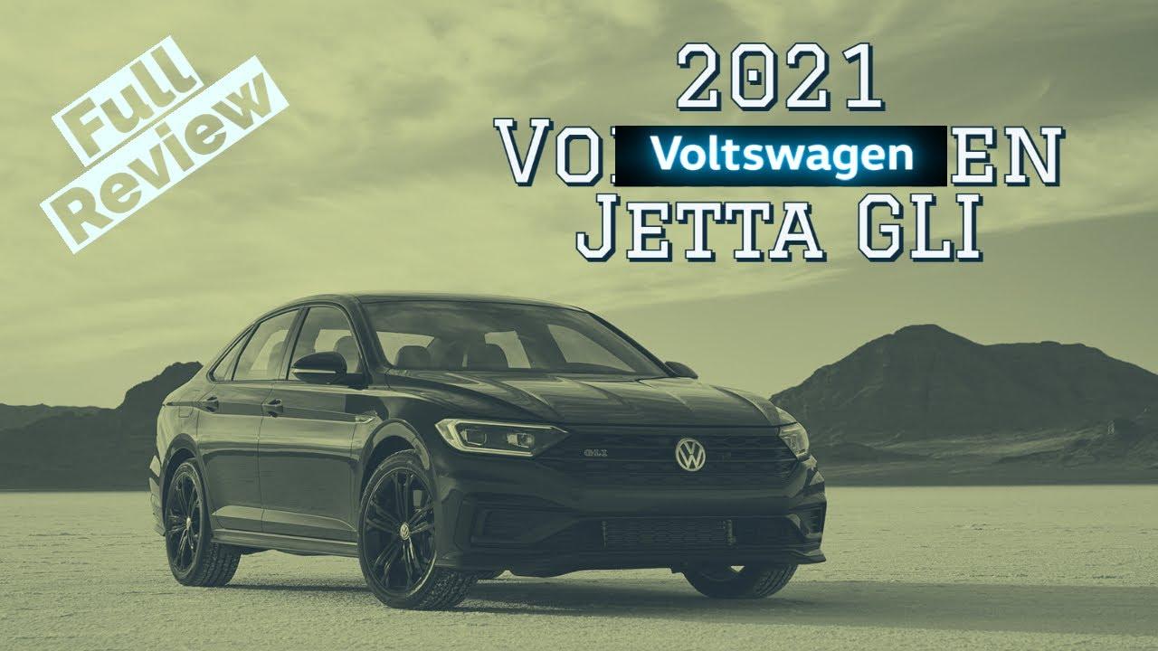 2021 Volkswagen Jetta GLI Review