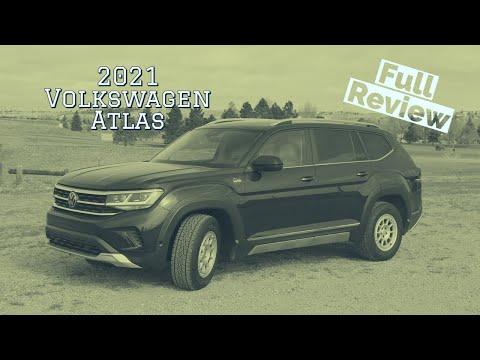 2021 Volkswagen Atlas Review