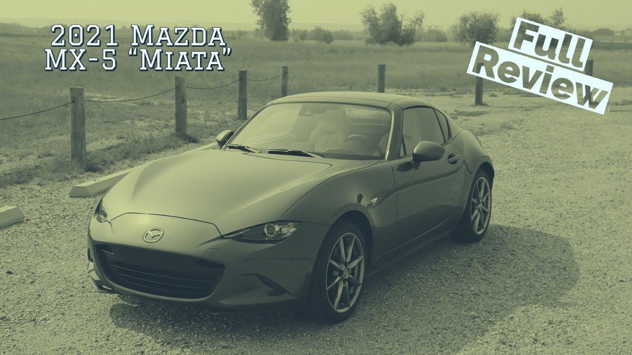 2021 Mazda MX 5 Miata review