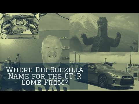 """Q&A: Where Did the GT-R's """"Godzilla"""" Nickname Come From?"""