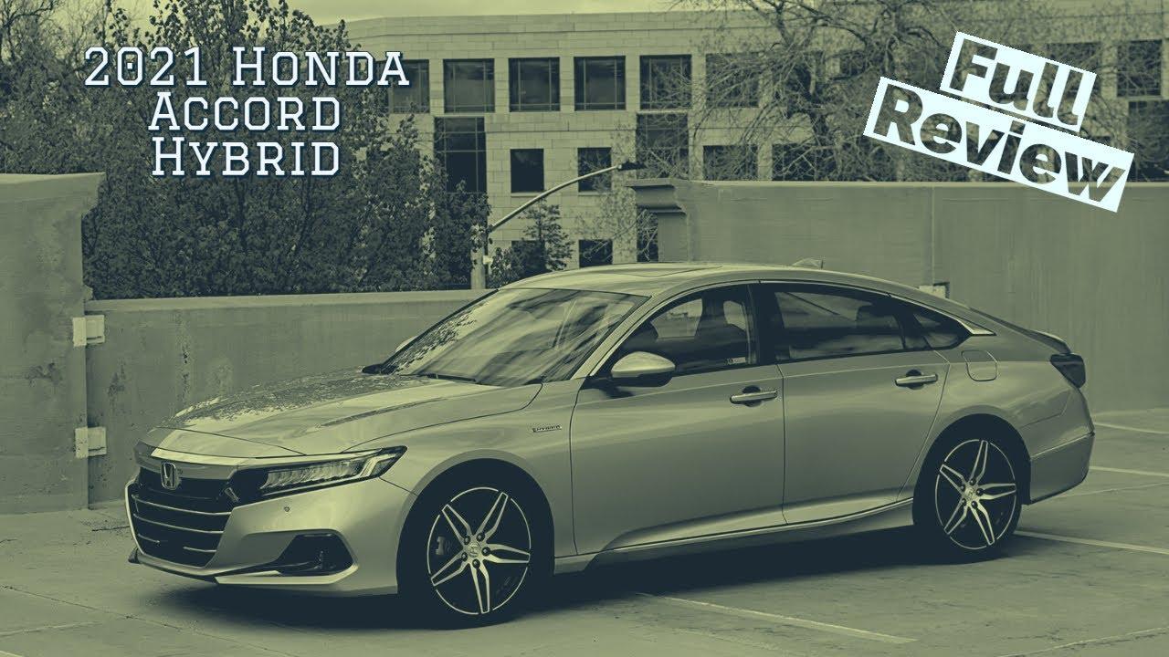 2021 Honda Accord Hybrid review